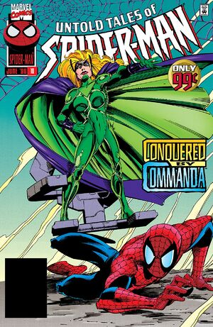 Untold Tales of Spider-Man Vol 1 10