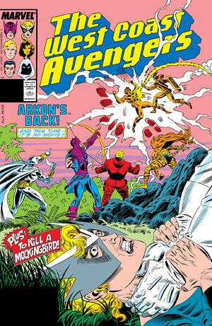 West Coast Avengers Vol 2 31
