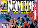 Wolverine Annual Vol 1 1999