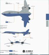 X-Jet paint scheme V3 revised for X2