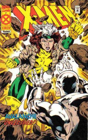 X-Men Time Gliders Vol 1 3