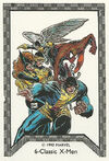 X-Men and Peter Parker (Earth-616) Spider-Man Team-Up (Trading Cards) 0001