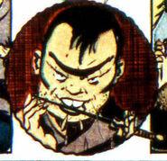 Yoko (Earth-616) from Sub-Mariner Comics Vol 1 11 0001