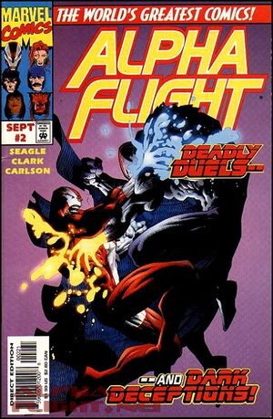 Alpha Flight Vol 2 2