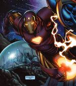 Anthony Stark (Earth-14026) from What If? Annihilation Vol 1 1 0001