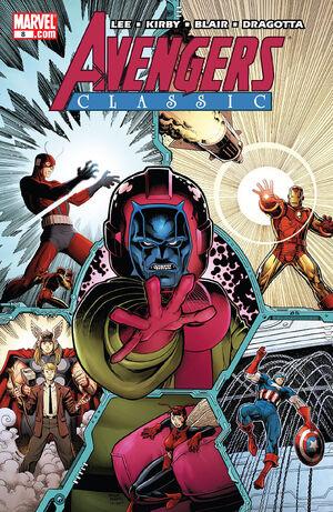 Avengers Classic Vol 1 8