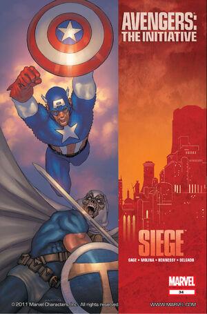 Avengers The Initiative Vol 1 34