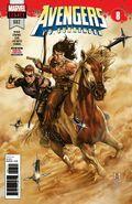 Avengers Vol 1 682 Modern Hawkeye Variant
