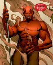 Belial (Demon) (Earth-616) from New Mutants Vol 3 7 0001
