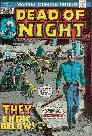 Dead of Night Vol 1 3