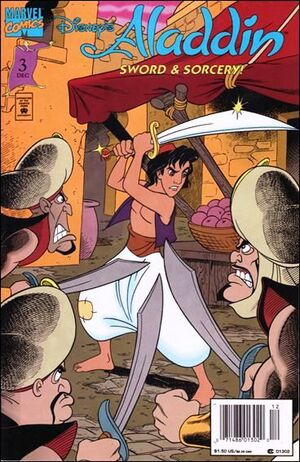 Disney's Aladdin Vol 1 3