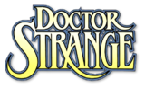 Doctor Strange (2018) logo