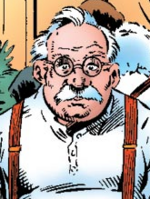 Elliot (Earth-616) from Amazing Spider-Man Vol 1 405 001