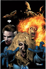 Fantastic Four (Earth-2149) from Ultimate Fantastic Four Vol 1 22 0001