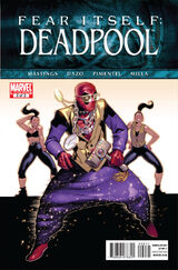 Fear Itself: Deadpool Vol 1 2