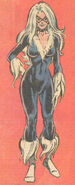 Felicia Hardy (Earth-616) from Official Handbook of the Marvel Universe Vol 2 2 0001