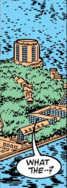 Governors Island from Amazing Spider-Man Vol 1 337 001