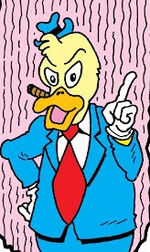 Howard the Duck (Earth-77640) from Marvel Age Vol 1 43 0001