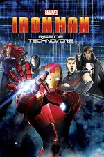 Iron Man Rise of Technovore poster 001