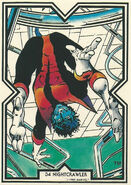 Kurt Wagner (Earth-616) from Excalibur Trading Cards 0002