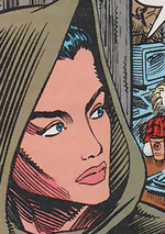 Lauria (Earth-616) from Web of Spider-Man Annual Vol 1 9 001