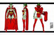 Llyra Morris (Earth-616) from Official Handbook of the Marvel Universe Master Edition Vol 1 1 0100