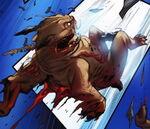 Lockjaw (Earth-91126) from Marvel Zombies Return Vol 1 4 001