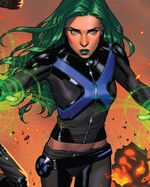 Lorna Dane (Earth-616) from X-Men Blue Vol 1 25 cover 001