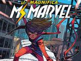 Comics:Magnifica Ms. Marvel 1