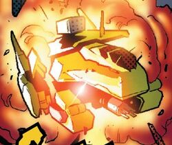 Manticore (Vehicle) from Tony Stark Iron Man Vol 1 2 001