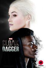 Marvel's Cloak & Dagger poster 003