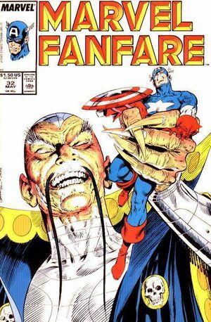 Marvel Fanfare Vol 1 32