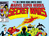 Marvel Super Heroes Secret Wars Vol 1 11