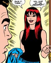 Mary Jane Watson (Earth-616) from Amazing Spider-Man Vol 1 42 001