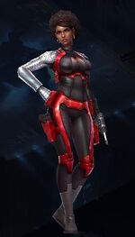 Mercedes Knight (Earth-TRN012) from Marvel Future Fight 001