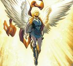 Michael (Angel) (Earth-616) from Spirits of Vengeance Vol 1 4 001