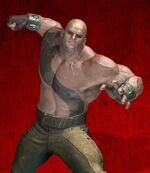 Michael Baer (Earth-13625) from Deadpool (video game) 001