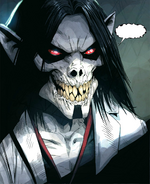 Michael Morbius (Earth-2149) from Marvel Zombies 3 Vol 1 1 001