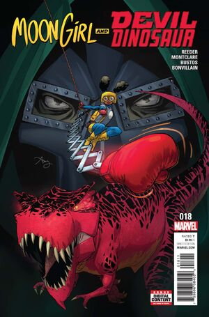 Moon Girl and Devil Dinosaur Vol 1 18