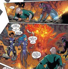 New Marauders (Earth-616) from X-Men Blue Vol 1 26 001
