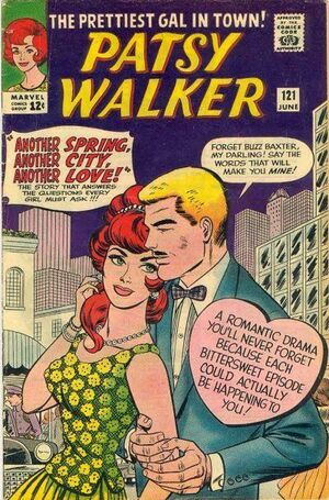Patsy Walker Vol 1 121