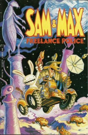 Sam & Max Freelance Police Vol 1 1