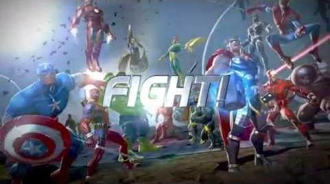 San Diego Comic-Con Announce Trailer Marvel Contest of Champions