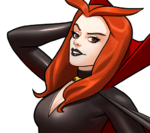 Satana Hellstrom (Earth-TRN562) from Marvel Avengers Academy 001