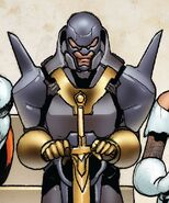 St. George I (Triumph Division) (Earth-616) from Invincible Iron Man Vol 2 2 001
