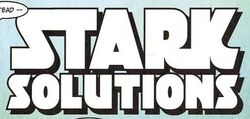 Stark Solutions (Earth-616) from Iron Man Vol 3 1 001