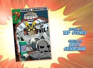 Super Hero Squad Show Season 1 19 Screenshot