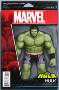 Totally Awesome Hulk Vol 1 1 Action Figure Variant