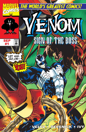 Venom Sign of the Boss Vol 1 1