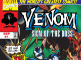 Venom: Sign of the Boss Vol 1 1